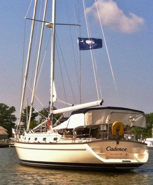 Used Island Packet 440 Cutter Sailboat For Sale