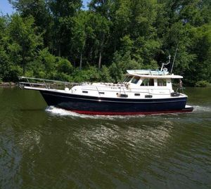 Used Island Packet PY Cruiser Trawler Boat For Sale