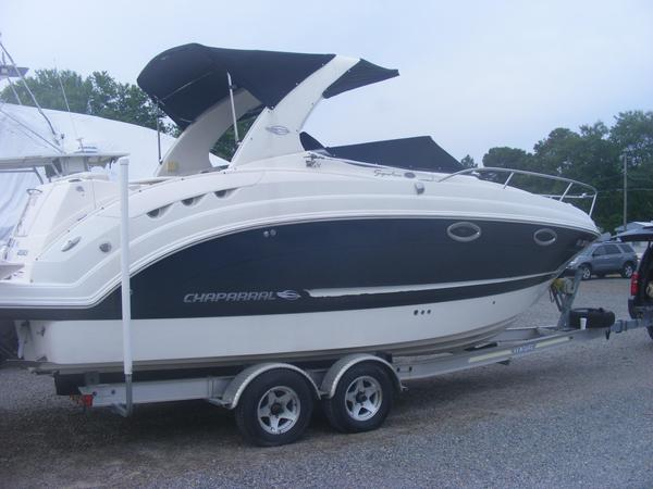 Used Chaparral 250 Signature Bowrider Boat For Sale