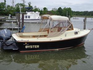 Used Roth Bilt RB 21 Cabin Downeast Fishing Boat For Sale