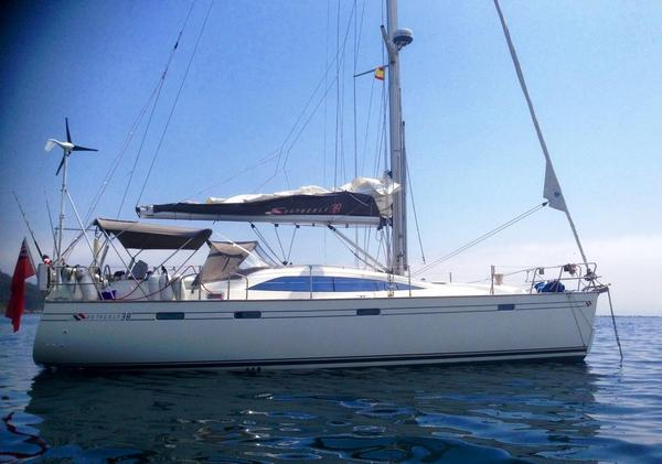 Used Southerly 38 Cruiser Sailboat For Sale