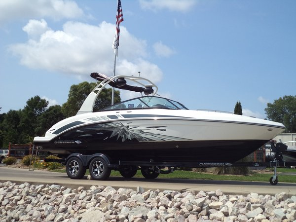 New Chaparral Vortex 2430 VRX Ski and Wakeboard Boat For Sale