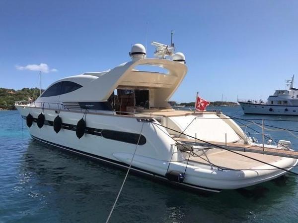 Used Cerri Cantieri Navali 86 Motor Yacht For Sale