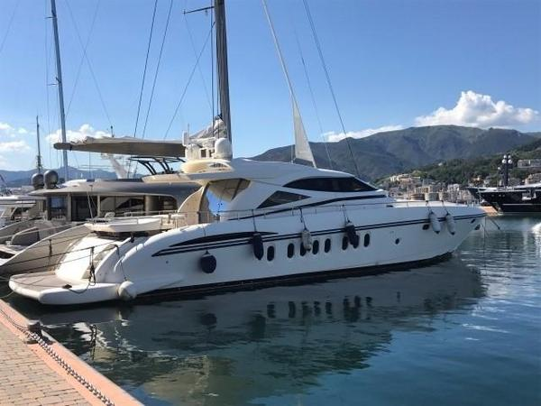 Used Alalunga 85 X-sport Motor Yacht For Sale