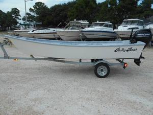 Used Bully Boat 15 ft tiller Other Boat For Sale