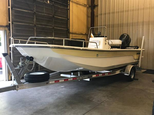 Used Sundance B22CC Saltwater Fishing Boat For Sale
