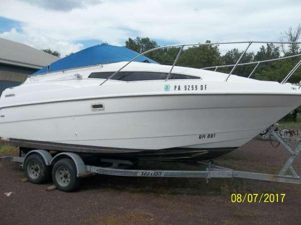 Used Bayliner 2355 Cierra Aft Cabin Boat For Sale