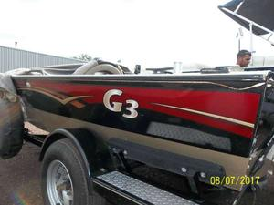 Used G3 Boats Eagle 180 Freshwater Fishing Boat For Sale