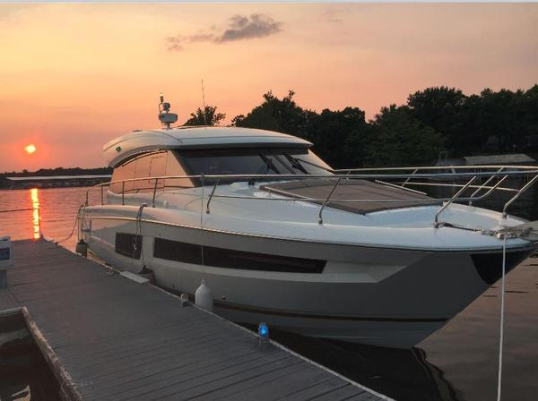 Used Prestige 450 S Cruiser Boat For Sale