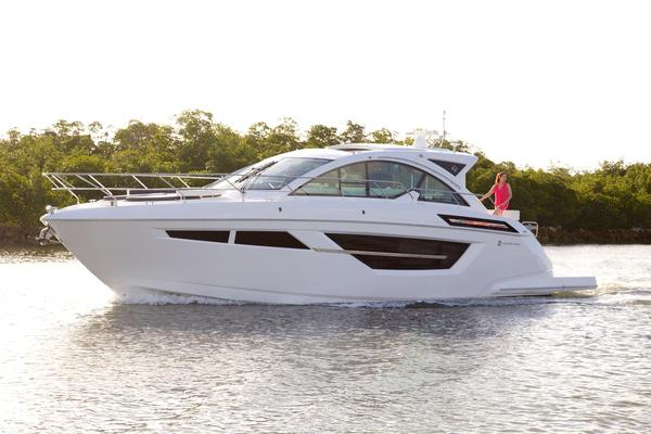 New Cruisers Yachts 50 Cantius50 Cantius Cruiser Boat For Sale