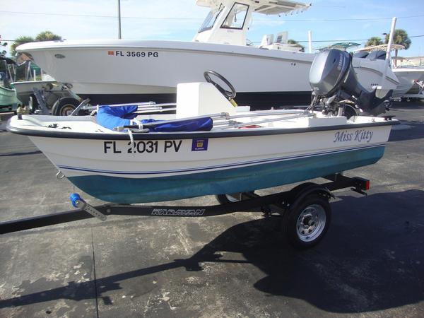 Used Twin Vee Classic Dinghie Boat For Sale