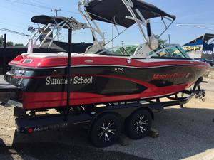 Used Mastercraft X-10 Ski and Wakeboard Boat For Sale