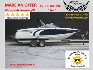 Used Mastercraft 200V Ski and Wakeboard Boat For Sale