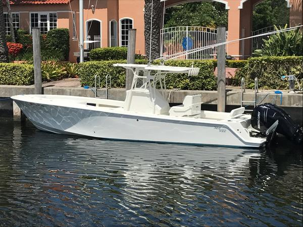 Used Sea Vee 32 Center Console Center Console Fishing Boat For Sale