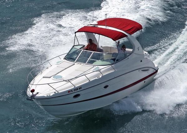 Used Maxum 3100 SCR Cuddy Cabin Boat For Sale