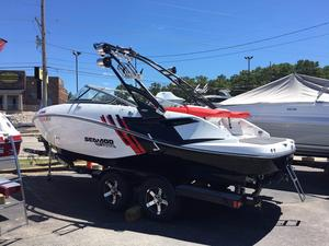 Used Sea-Doo 21 Wakesetter Jet Boat For Sale