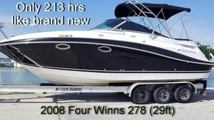 Used Four Winns V278 Cuddy Cabin Boat For Sale