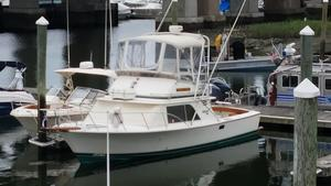 Used Blackfin 32 Sportfisherman Sports Fishing Boat For Sale