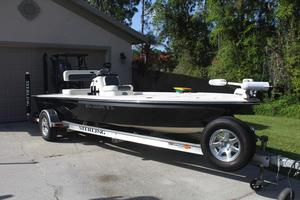 Used Sterling 180ts Saltwater Fishing Boat For Sale