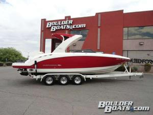 Used Chaparral SUNESTA 264 WIDE-TECH Deck Boat For Sale