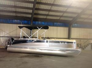 Used Berkshire 253SLX STS Pontoon Boat For Sale