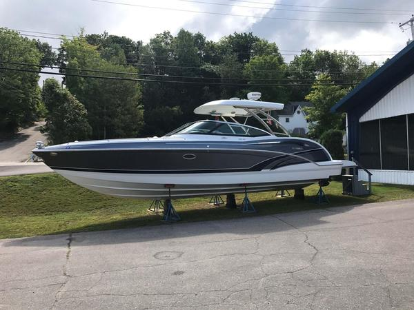 Used Formula 350 Crossover Bowrider Runabout Boat For Sale