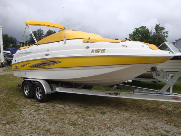 Used Chaparral 210 Sunesta Bowrider Boat For Sale