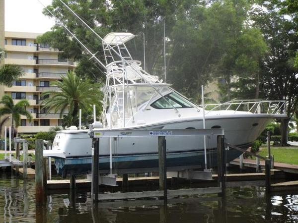 Used Tiara Express Cruiser With Tower Express Cruiser Boat For Sale
