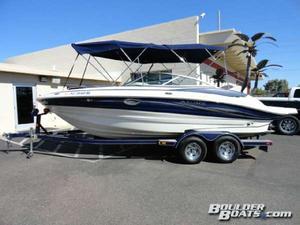 Used Azure Marine AZ228 Bowrider Boat For Sale