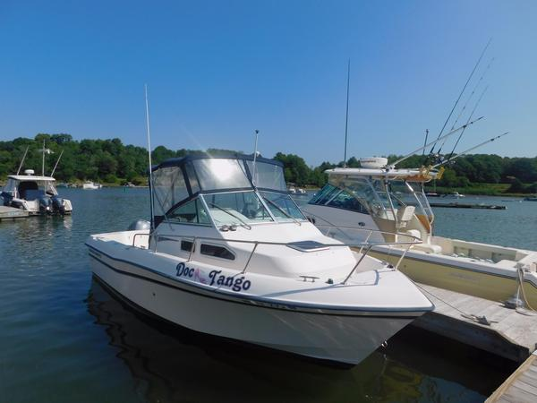 Used Grady White` 232 Gulfstream Cuddy Cabin Boat For Sale