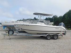 Used Pursuit C 200 Center Console Fishing Boat For Sale