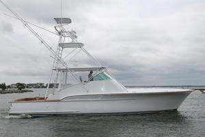 Used Buddy Davis Custom Carolina Express Sports Fishing Boat For Sale