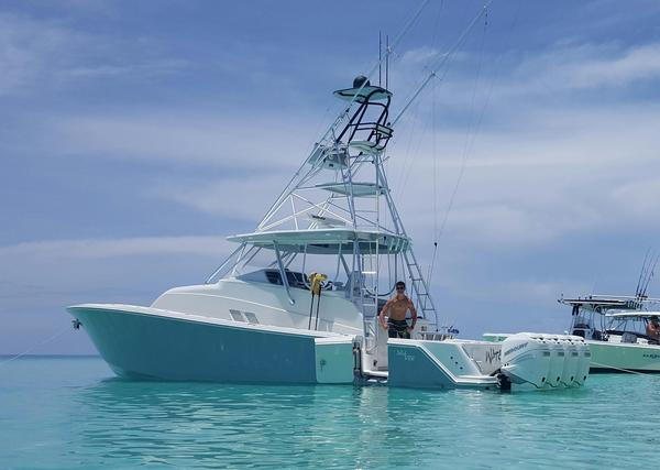 Used Sea Vee 430 FA Center Console Fishing Boat For Sale