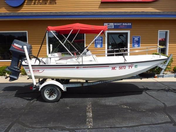 Used Boston Whaler 13' SPORT Center Console Fishing Boat For Sale