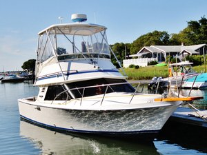Used Blackfin Flybridge TE Sports Fishing Boat For Sale