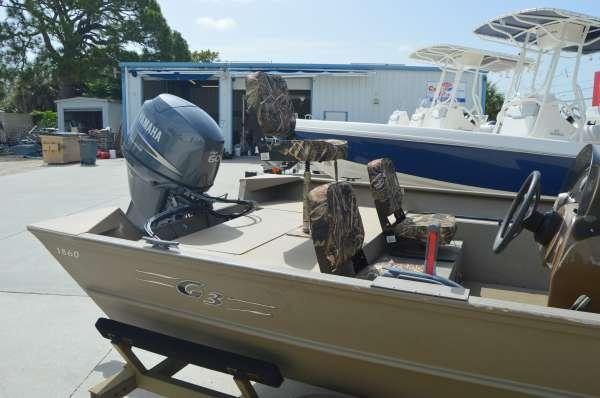 2010 used g3 boats 1860 sc jon boat for sale 10 495 for Used boat motors for sale in sc