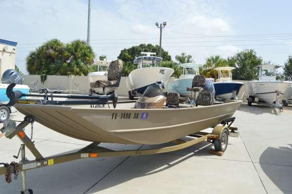 2010 Used G3 Boats 1860 Sc Jon Boat For Sale 10 495