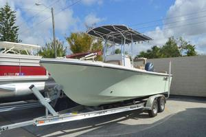 New Parker Boats 2100 Special Edition Center Console Fishing Boat For Sale