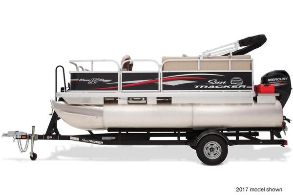 New Sun Tracker Bass Buggy 16 DLX Pontoon Boat For Sale