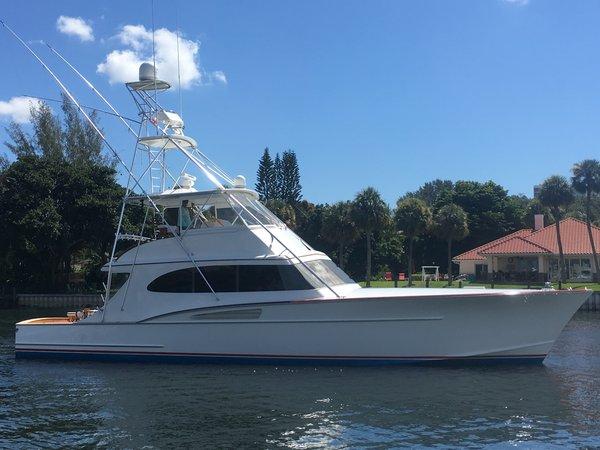 Used Rybovich Sportfish Sports Fishing Boat For Sale