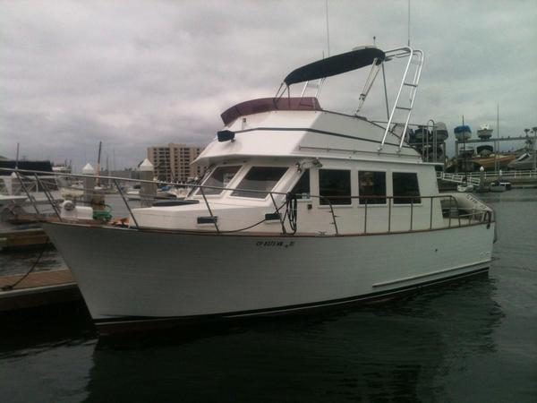 Used Tunghwa Trawler Boat For Sale