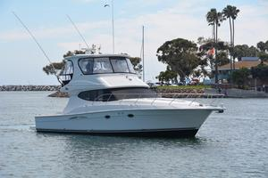 Used Silverton 45 Convertible Fishing Boat For Sale