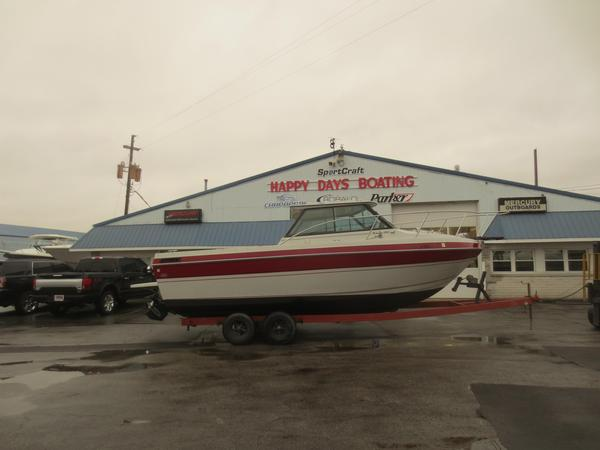 Used Thompson 260 HT260 HT Freshwater Fishing Boat For Sale