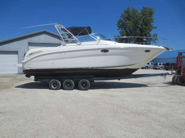 Used Sea Ray 290 AJ Cruiser Boat For Sale