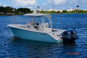 Used Cobia 296 Center Console296 Center Console Center Console Fishing Boat For Sale