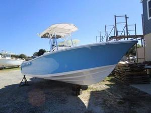 New Sportsman Open 232 Center Console Fishing Boat For Sale