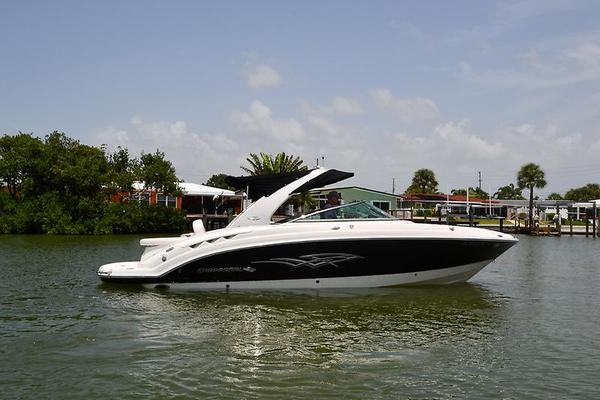 Used Chaparral 276 SSX Cruiser Boat For Sale