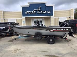 Used Basstracker Pro16 Aluminum Fishing Boat For Sale