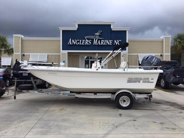 Used Carolina Skiff 198DLV Skiff Boat For Sale