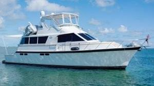 Used Ocean 56' CPMY Motor Yacht For Sale